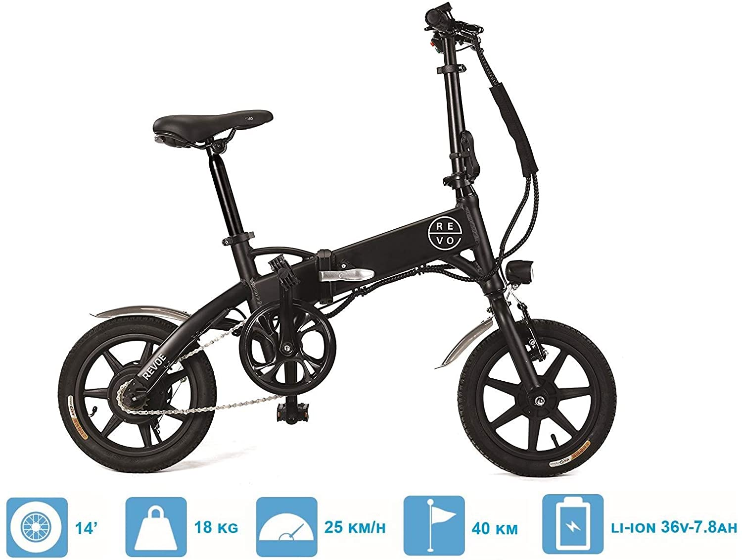 e-bike revoe Urban