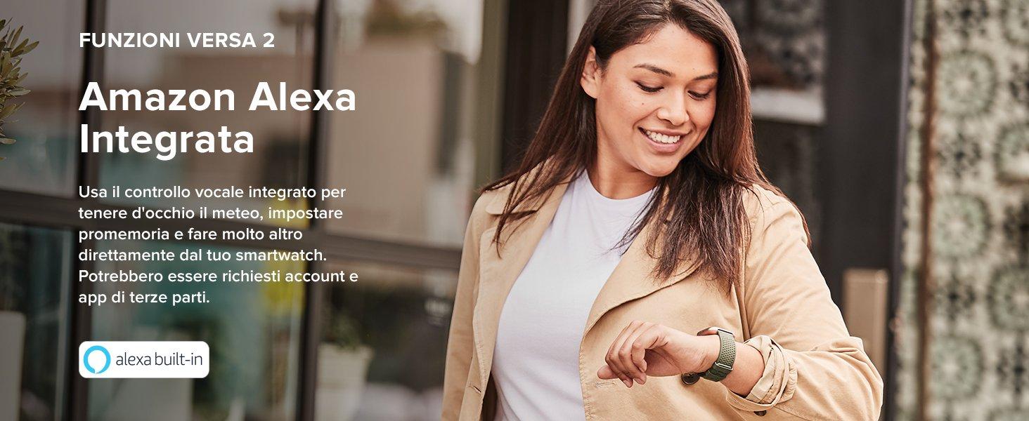 smartwatch con Alexa