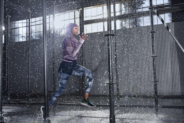 abbigliamento da running per l'inverno