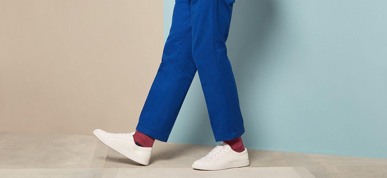 calze da uomo particolari