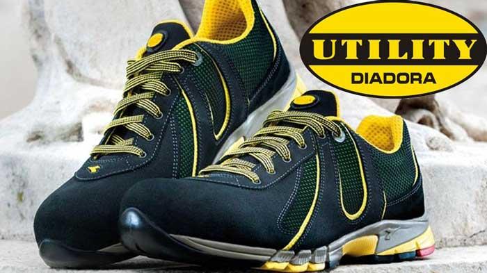 scarpe antinfortunistiche di alta qualità