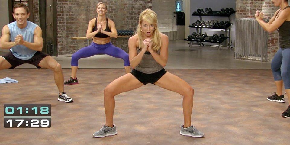 sumo squat come si fa