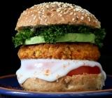 Ricetta degli Hamburger vegetariani