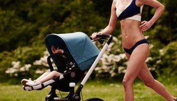 Eliminare la pancia dopo il parto